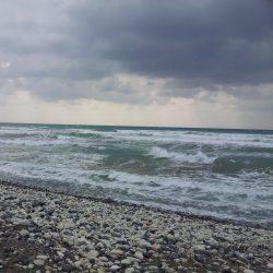 море и осадки
