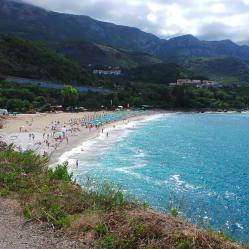 Температура воды в море в июне.