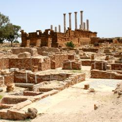 остатками Карфагена