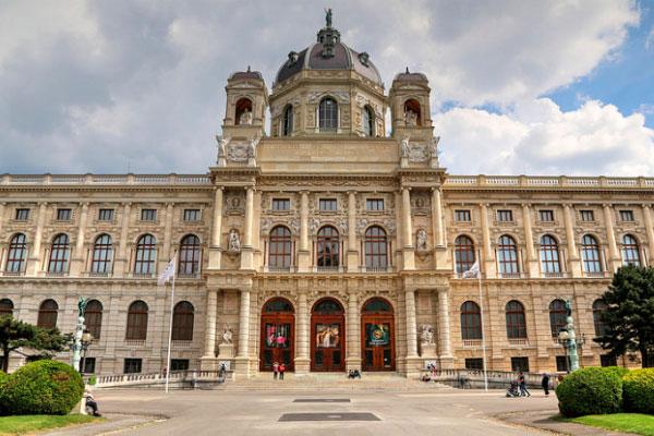 Столица Австрии в мае 2021.