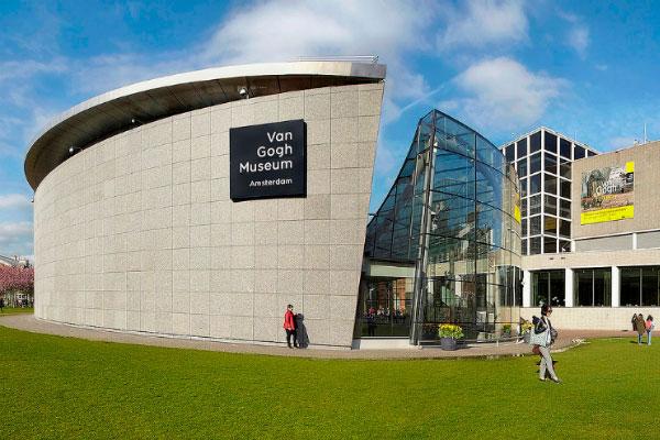 Музей Ван Гога.