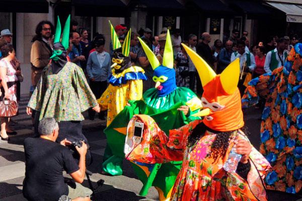 Португальский карнавал.