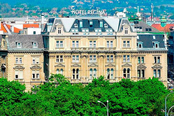 Семейный отель Регина.