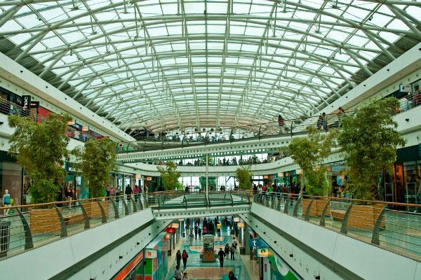 Торговый центр Васко да Гама.