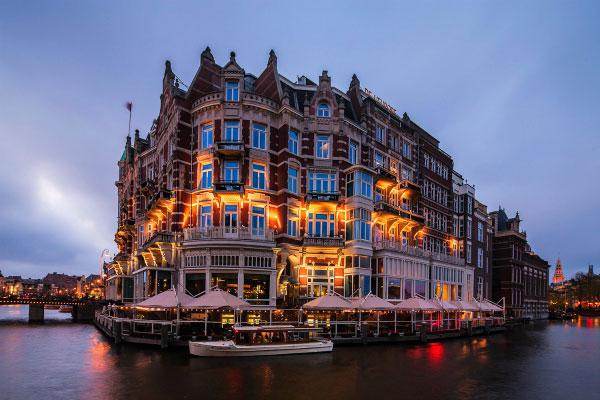 Отель De L'Europe Amsterdam.