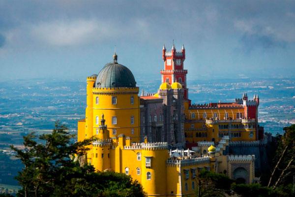 Palácio Nacional da Pena.