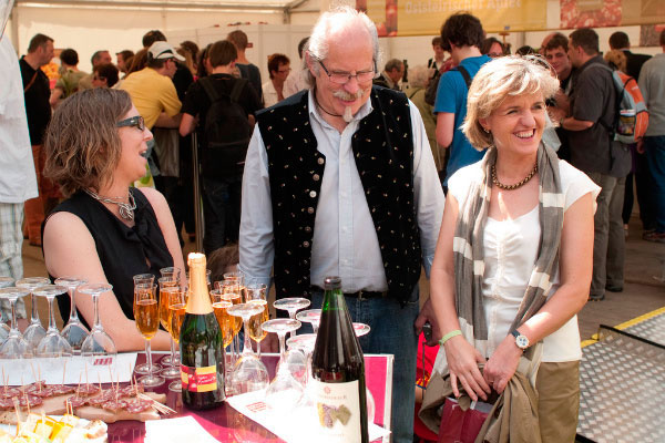 Выставка вина.
