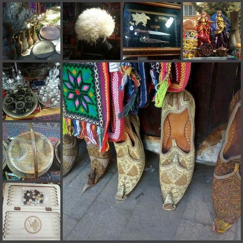 Сувениры из Баку.