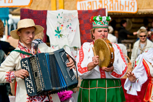 Фольклорный фестиваль.