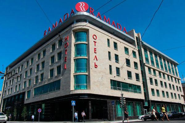 Отель в Казани.