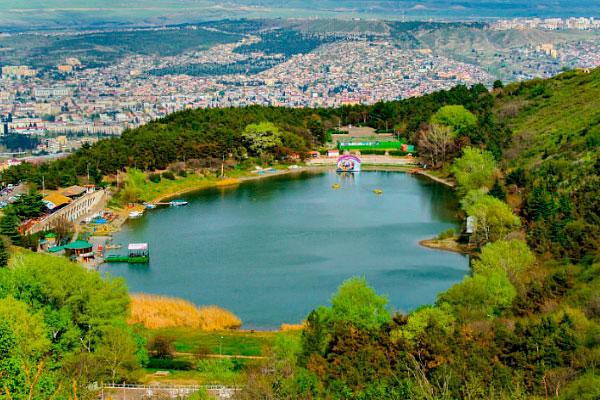 Озеро Черепашье.