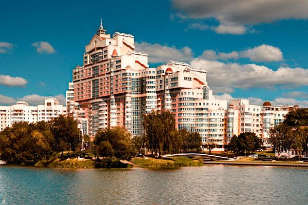 Столица Белоруси.