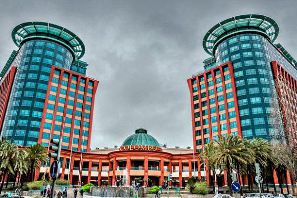 ТЦ Centro Colombo.