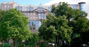Hotel Corvinus Budapest Kempinski.