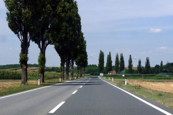Австрийские автодороги.