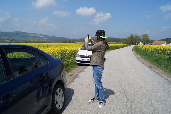 Аренда автомобиля в Словакии.