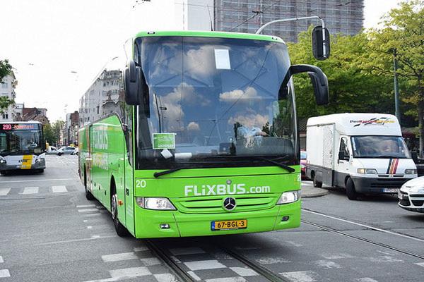 Заказать билеты на автобус до Брюгге онлайн.