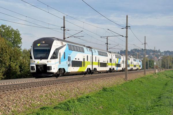 Train WESTbahn.