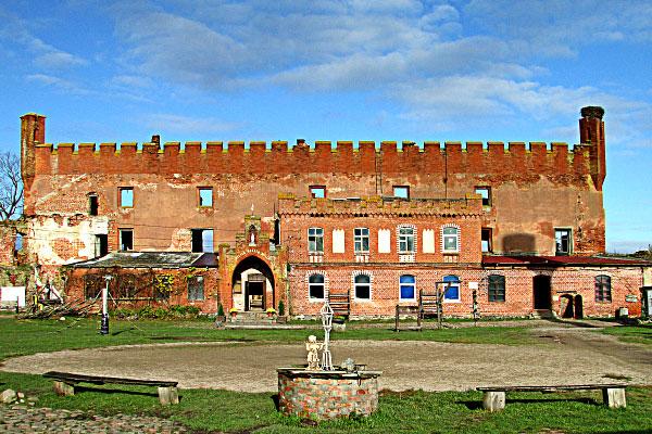 Замок Шаакен.