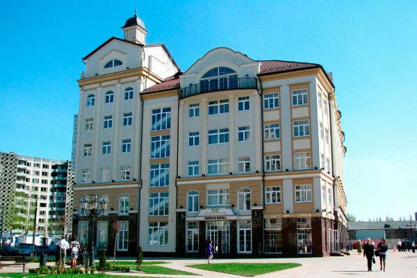 Отель Кайзерхоф.