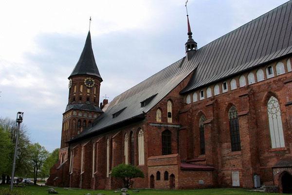 Главный собор города.