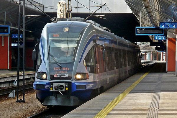 Купить билеты на поезда в Польше.