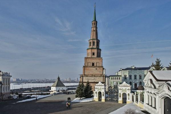 Сююмбике в Казани.