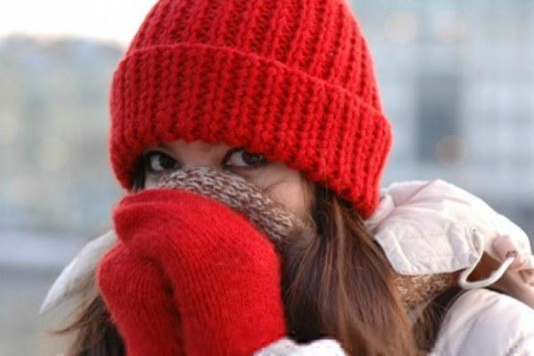 Мороз.