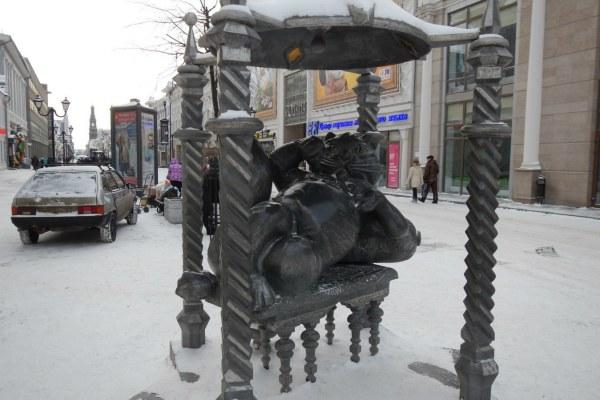 Казанский кот.