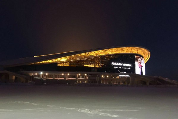 Казань Арена.