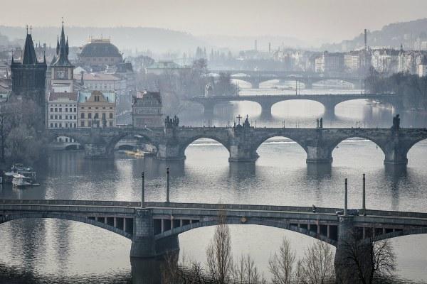 Мосты.