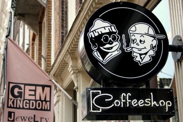 Кафе.