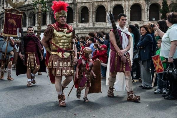 День основания Рима.