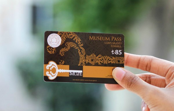 Museum Pass Istanbul.
