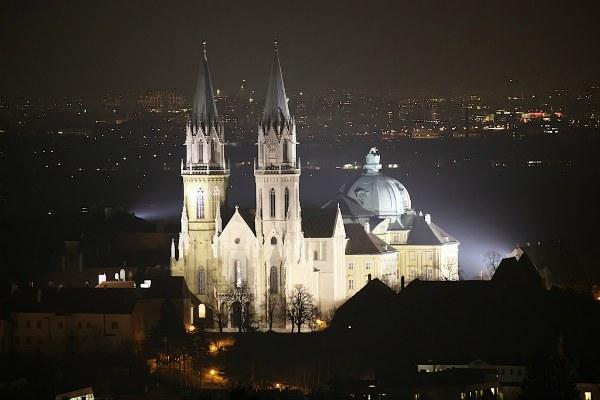 Монастырь Клостернойбург.