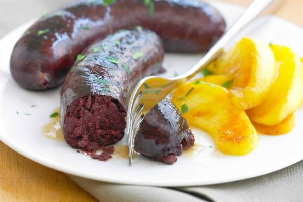 Таллинские колбаски.