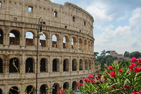 Весна 2019 в Риме.