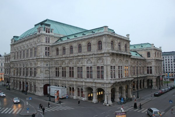 Венская опера.