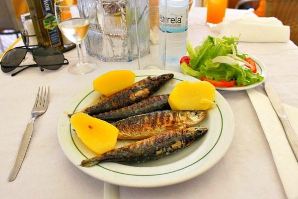 Рыбный фестиваль.