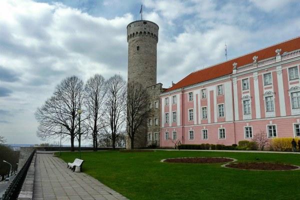 Замок Тоомпеа.