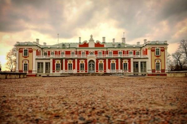 Дворец Кадриорг.