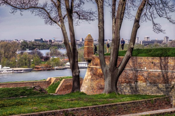 Крепость Калемегдан.