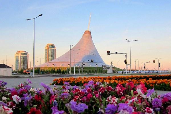 Торговый центр «Хан Шатыр».