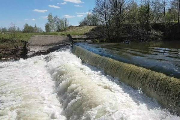 Кстовский водопад