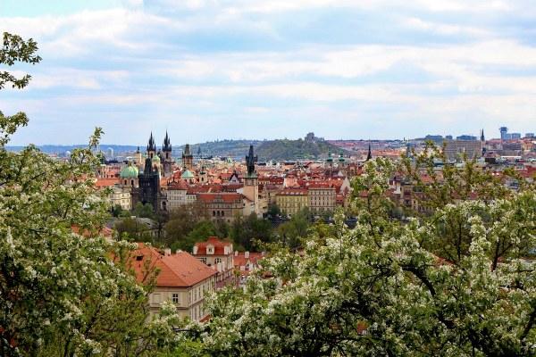 Чехия в мае 2021 года.
