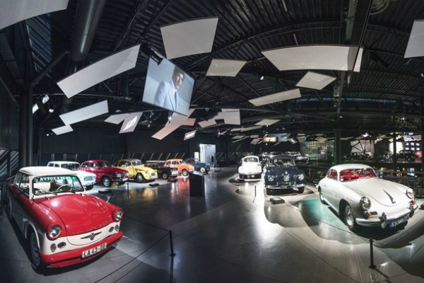 Музей автомобилей.