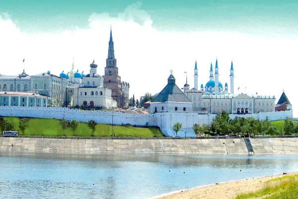 Экскурсия в Казанский Кремль.