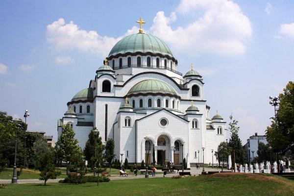 Собор в Белграде.