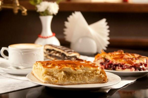 Пироговая Штолле.