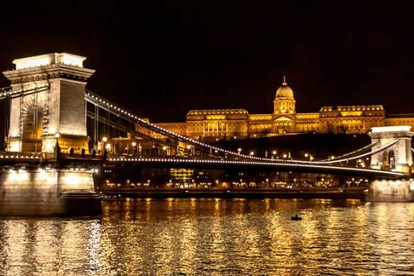 Прогулка по Дунаю.